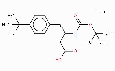 Boc-(S)-3-Amino-4-(4-tert-Butyl-phenyl)-butyric acid