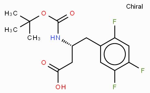 Boc-(R)-3-Amino-4-(2,4,5-trifluoro-phenyl)-butyric acid