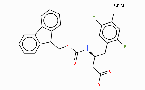 Fmoc-(S)-3-Amino-4-(2,4,5-trifluoro-phenyl)-butyric acid