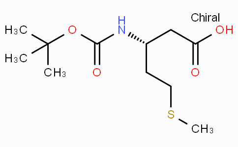 Boc-L-beta-homomethionine