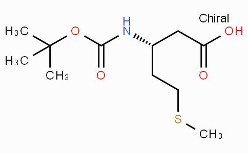Boc-L-beta-homomethionine
