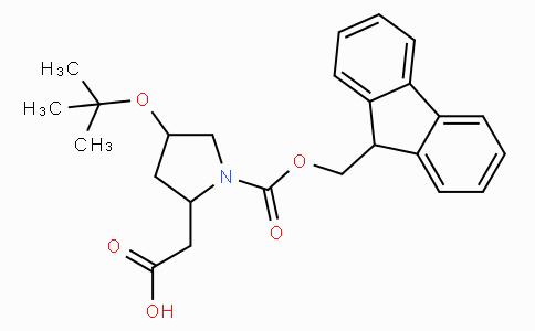 Fmoc-L-beta-homohydroxyproline(OtBu)