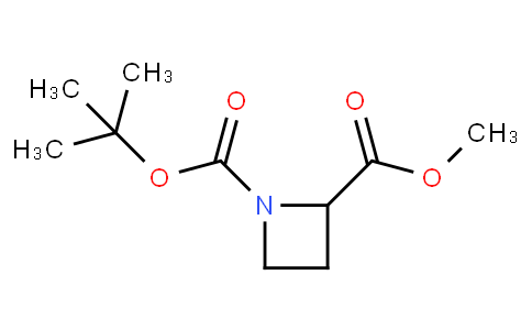 Methyl N-Boc-azetidine-2-carboxylate