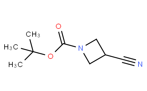 1-Boc-3-Cyanoazetidine