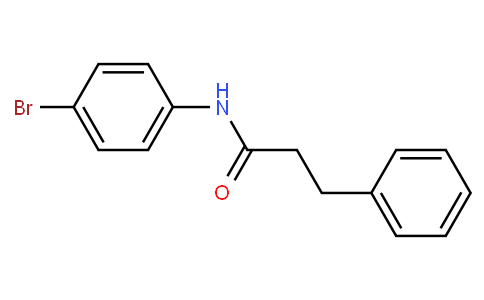 N-(4-bromophenyl)-3-phenylpropanamide