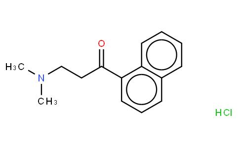 (3-DIMETHYLAMINO)-1''-PROPIONAPTHONE HYDROCHLORIDE
