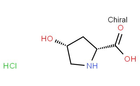 cis-4-Hydroxy-D-proline hydrochloride