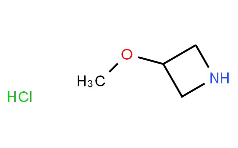 3-METHOXY-AZETIDINE HYDROCHLORIDE