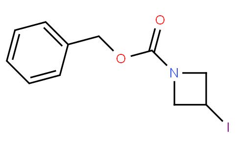 3-IODO-AZETIDINE-1-CARBOXYLIC ACID BENZYL ESTER