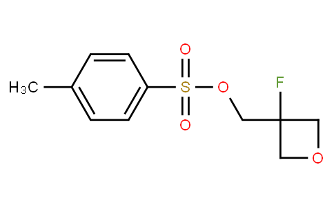 (3-fluorooxetan-3-yl)Methyl 4-Methylbenzenesulfonate