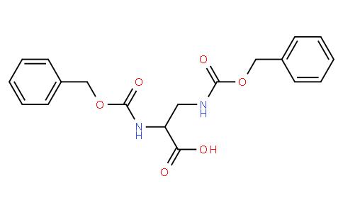 N-Cbz-3-(Cbz-amino)-DL-alanine