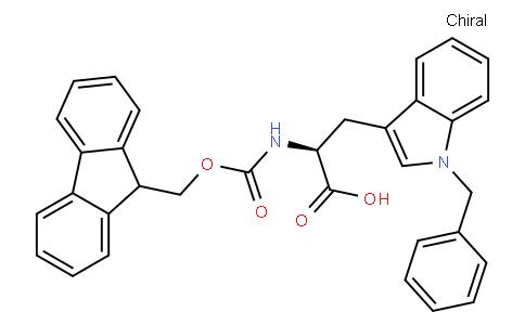 N-Fmoc-1-benzyl-L-tryptophan