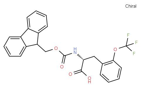 N-Fmoc-2-(trifluoromethoxy)-D-phenylalanine
