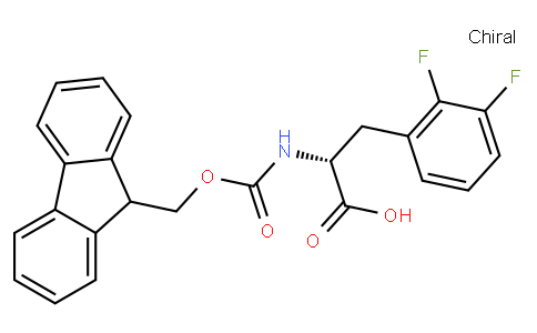N-Fmoc-2,3-difluoro-D-phenylalanine