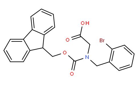 N-Fmoc-2-bromobenzyl-glycine