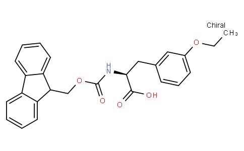 N-Fmoc-3-ethoxy-L-phenylalanine