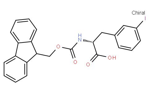 N-Fmoc-3-iodo-D-phenylalanine