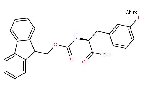 N-Fmoc-3-iodo-L-phenylalanine
