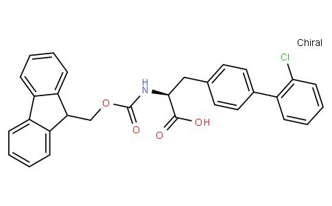 N-Fmoc-4-(2-chlorophenyl)-L-phenylalanine