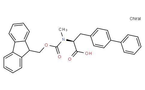 N-Fmoc-N-methyl-4-phenyl-L-phenylalanine