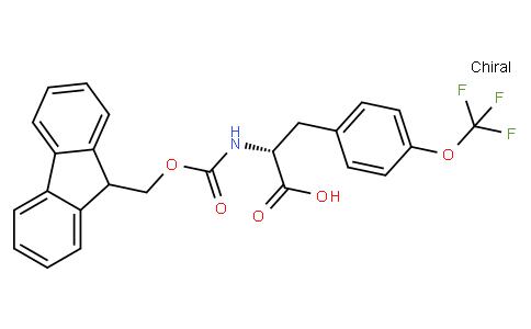 N-Fmoc-O-(trifluoromethyl)-D-tyrosine