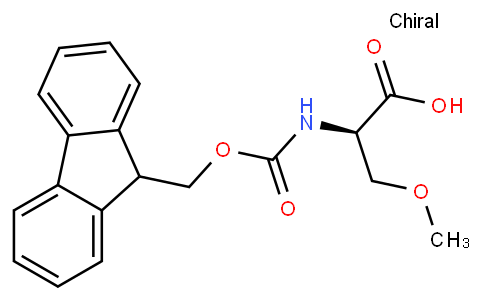 N-Fmoc-O-methyl-D-serine