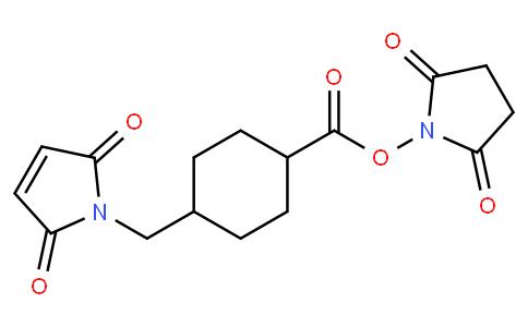 N-Succinimidyl 4-(maleimidomethyl)cyclohexanecarboxylate