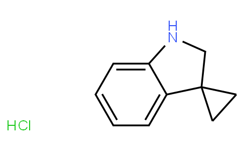 Spiro[cyclopropane-1,3'-indoline] HCl
