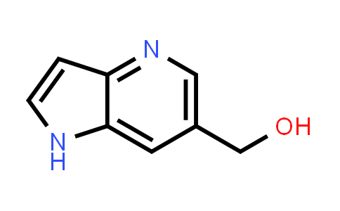 (1H-Pyrrolo(3,2-b)pyridin-6-yl)methanol