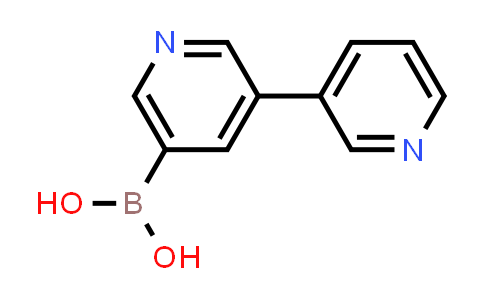 (3,3-Bipyridin)-5-ylboronic acid