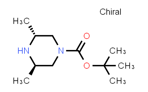 (3R,5R)-tert-butyl 3,5-dimethylpiperazine-1-carboxylate