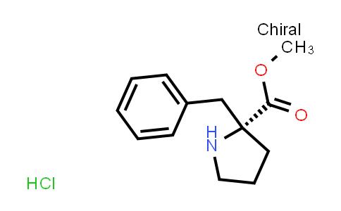 (R)-α-Benzyl-proline methyl ester hydrochloride