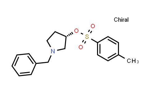 (S)-1-Benzyl-3-((p-tolylsulfonyl)oxy)-pyrrolidine