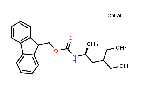 (S)-2-(((9H-fluoren-9-yl)methoxy)carbonylamino)-4-ethylhexan