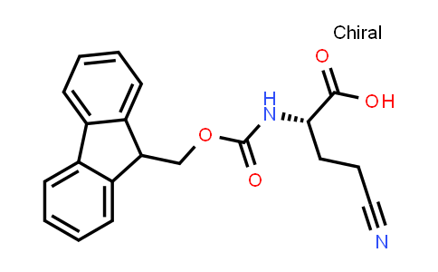 (S)-2-(Fmoc-Amino)-4-Cyanobutanoic Acid