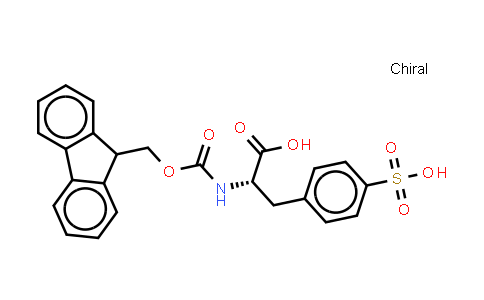 (S)-Fmoc-phenylalanine-4-sulfonic acid
