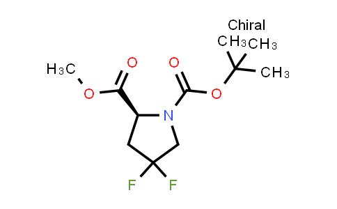 N-Boc-4,4-Difluoro-L-proline methyl ester