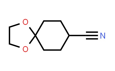 1,4-Dioxaspiro(4.5)Decane-8-Carbonitrile