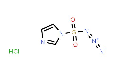 1H-Imidazole-1-sulfonyl azide hydrochloride