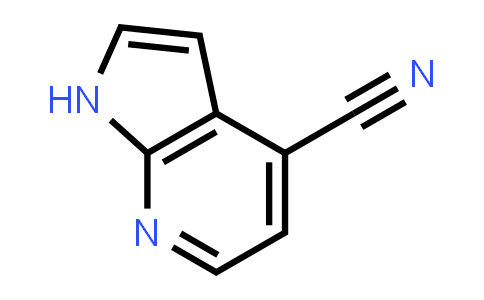 1H-Pyrrolo(2,3-b)pyridine-4-carbonitrile