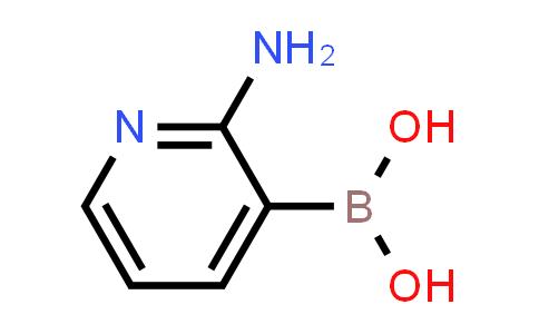 2-Aminopyridine-3-boronic acid