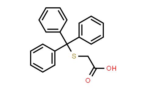 2-tritylsulfanylacetic acid