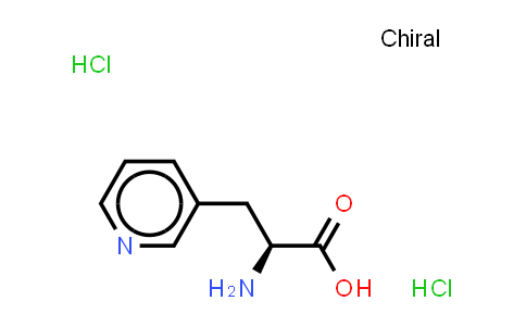 3-(3-Pyridyl)-L-Alanine.2HCl