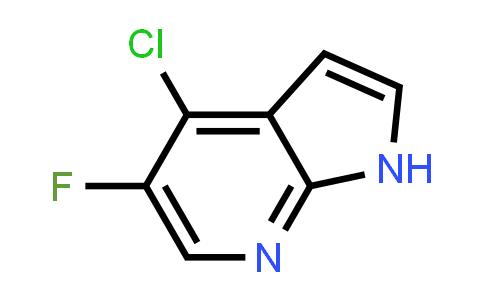 4-Chloro-5-fluoro-1H-pyrrolo(2,3-b)pyridine