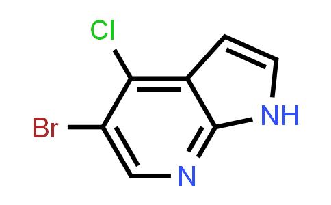 5-bromo-4-chloro-1H-pyrrolo(2,3-b)pyridine