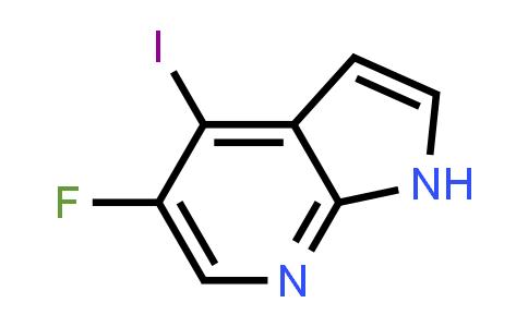 5-Fluoro-4-iodo-1H-pyrrolo(2,3-b)pyridine