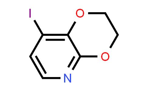 8-Iodo-2,3-dihydro-(1,4)dioxino(2,3-b)pyridine