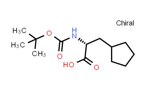 Boc-D-Cyclopentylalanine