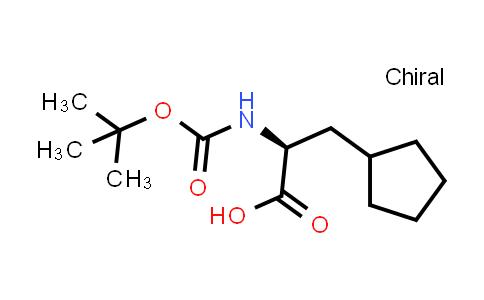 Boc-L-Cyclopentylalanine