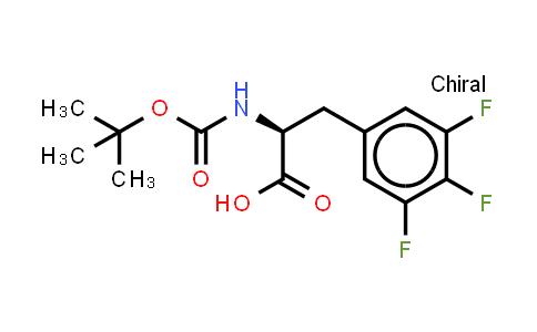 Boc-Phe(3,4,5-TriF)-OH